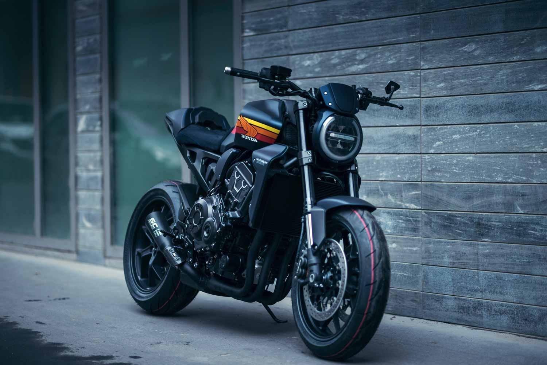 Honda CB1000R Sunset
