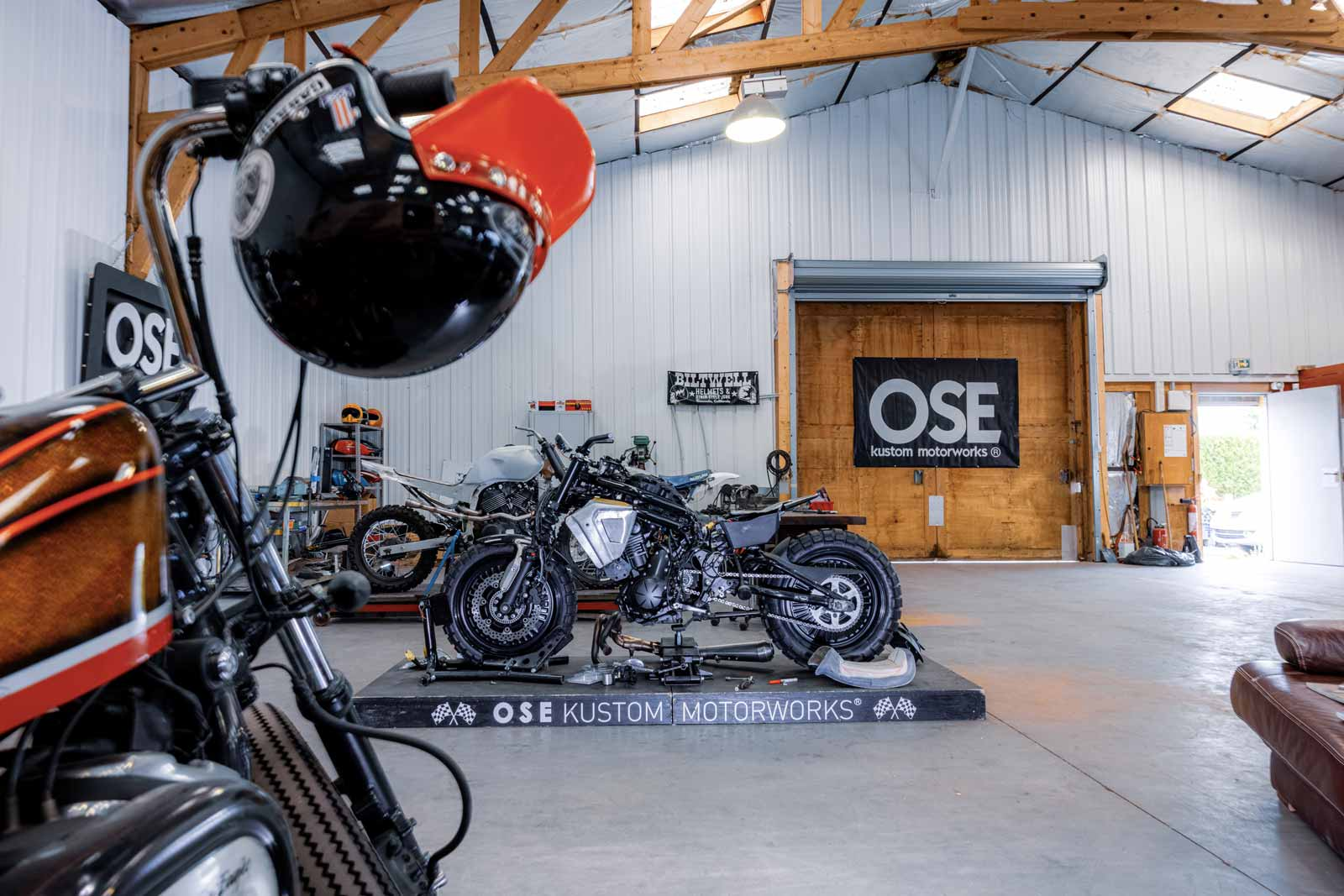 OSE Kustom Motorworks