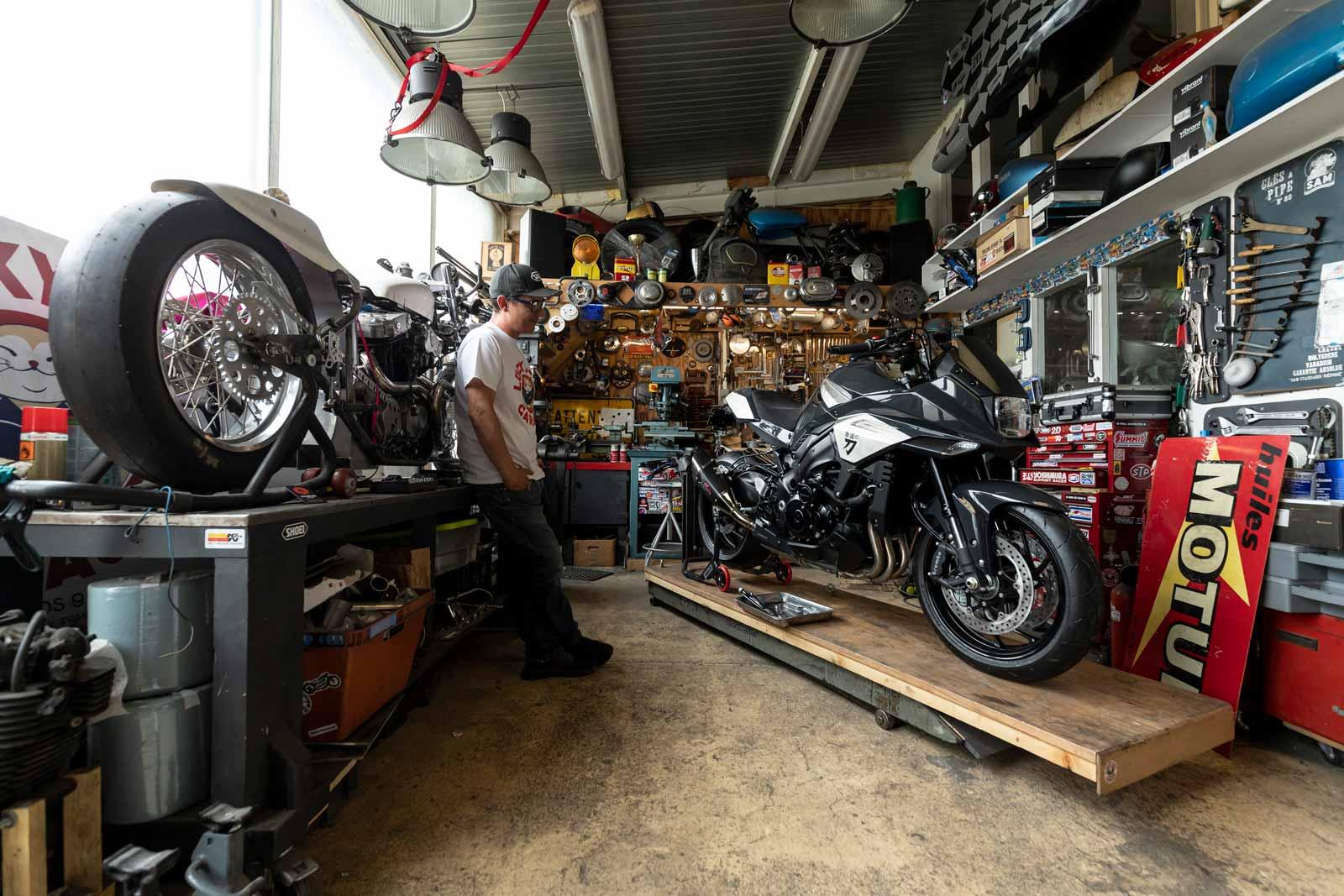 Lucky Cat Garage