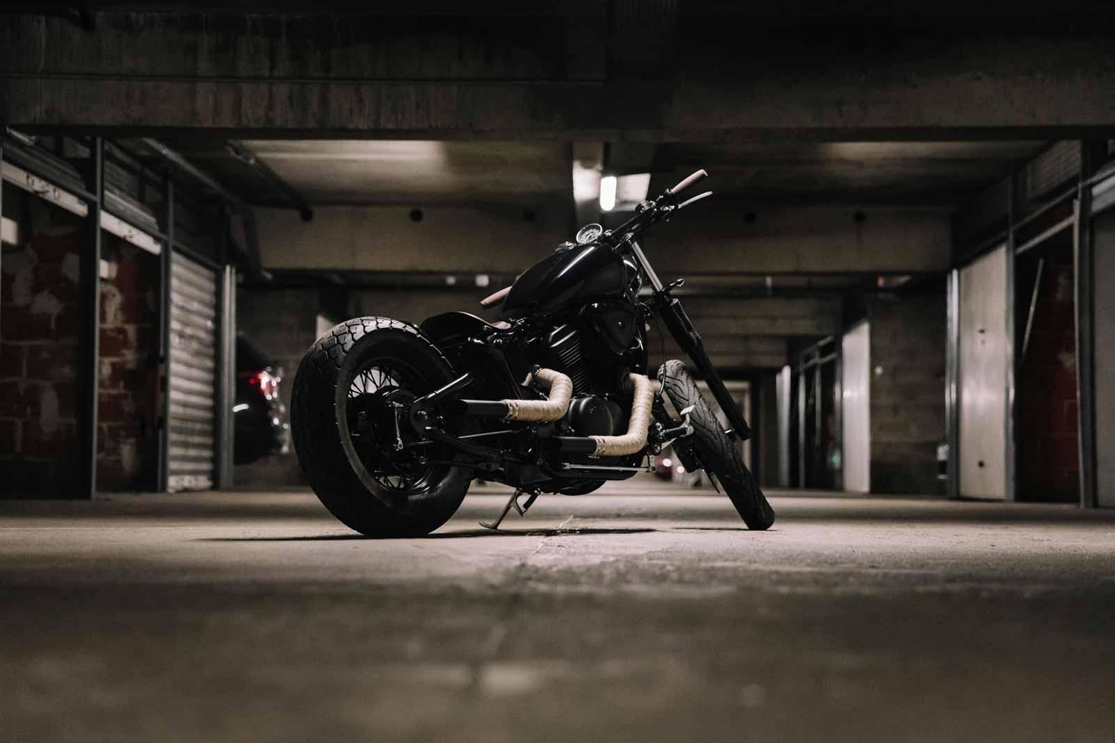 600 VT Shadow