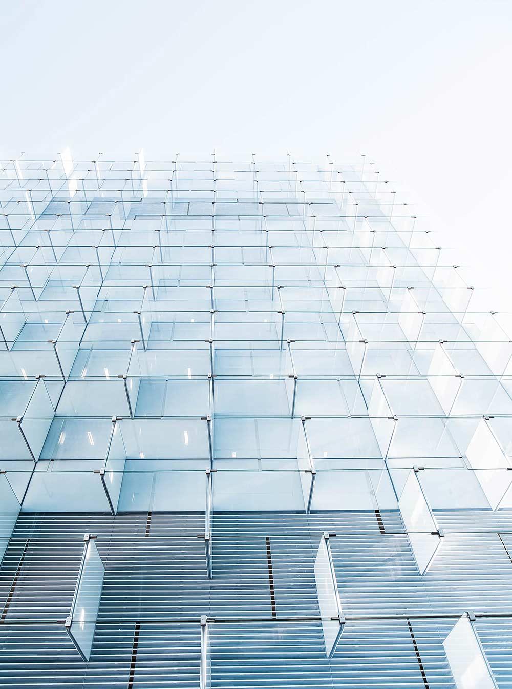 Brockhaus GmbH Immobilienmakler in Weinheim Bild Glasgebäude