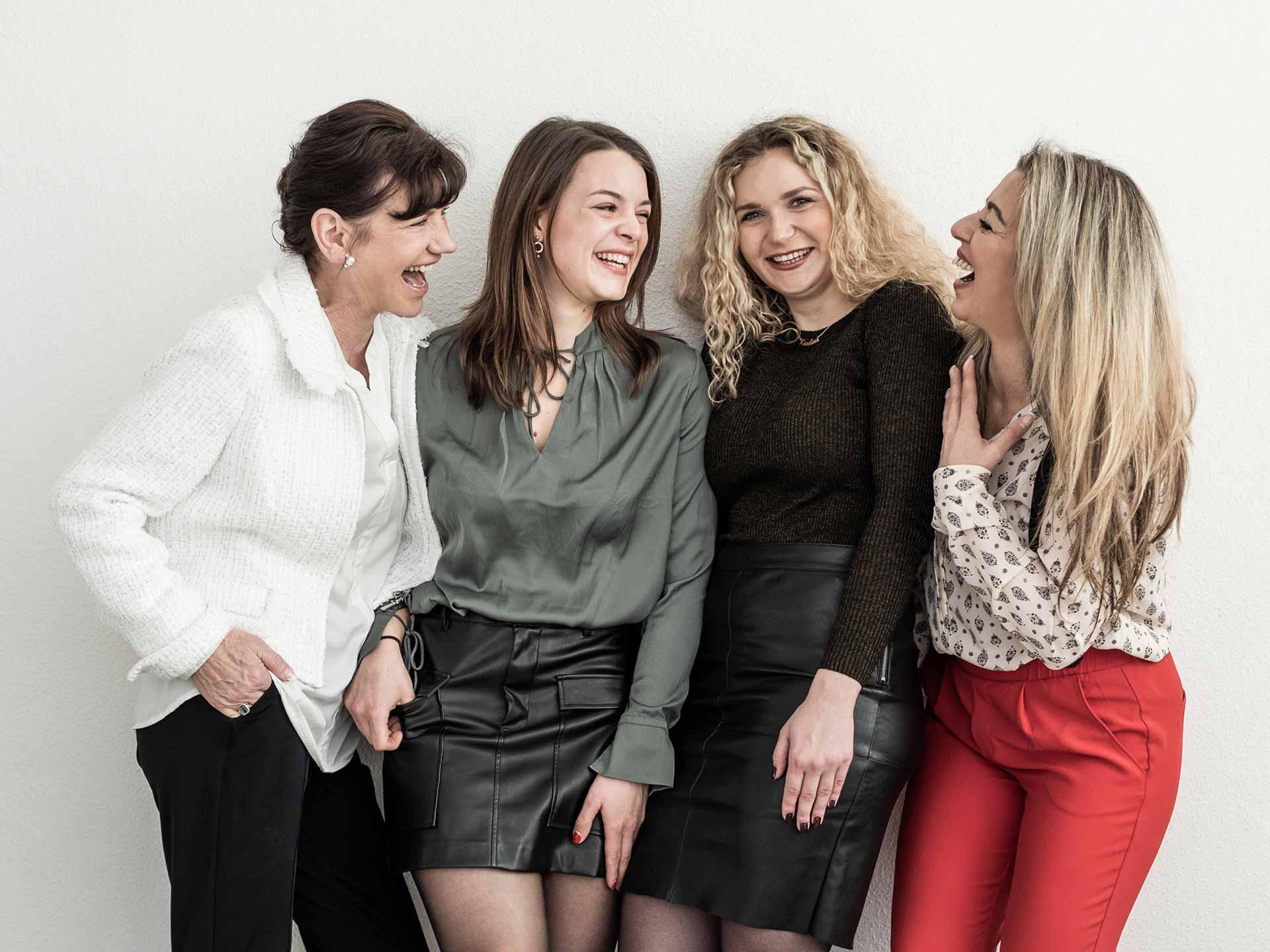 Brockhaus GmbH Immobilienmakler in Weinheim Bild Mitarbeiter Frauen