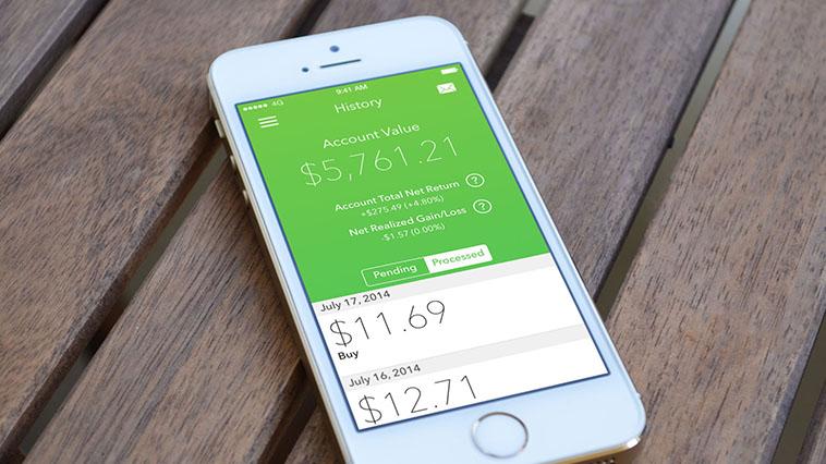 Acorns Money Saving App