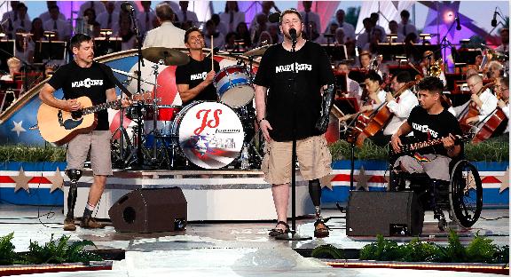 Shane Heath Singing
