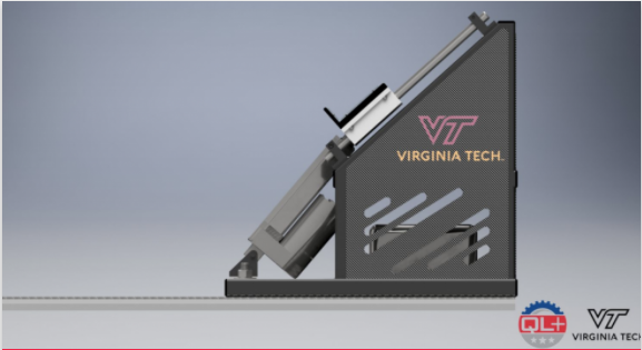 VIRGINIA TECH: WHEELCHAIR TIRE CHANGE