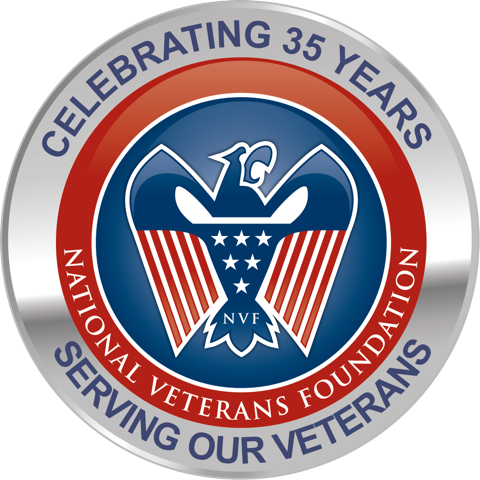 National Veterans Foundation logo