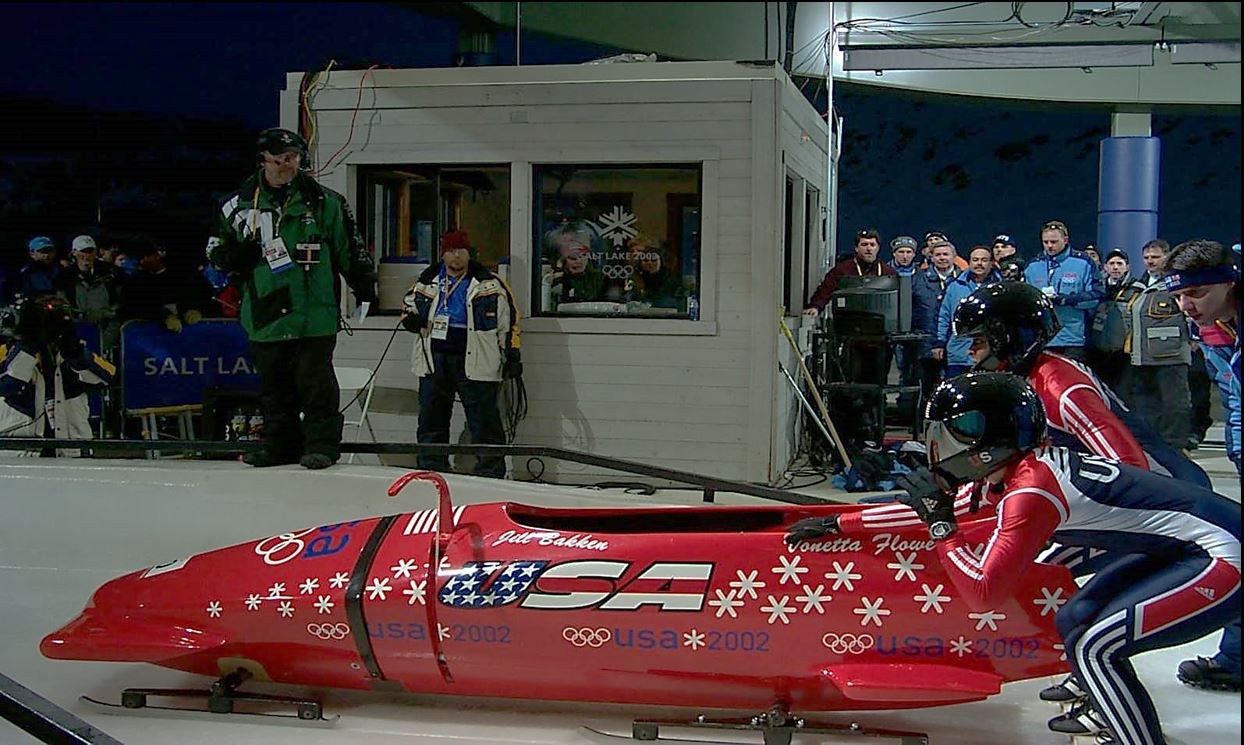 Paralympic Bobsled Team