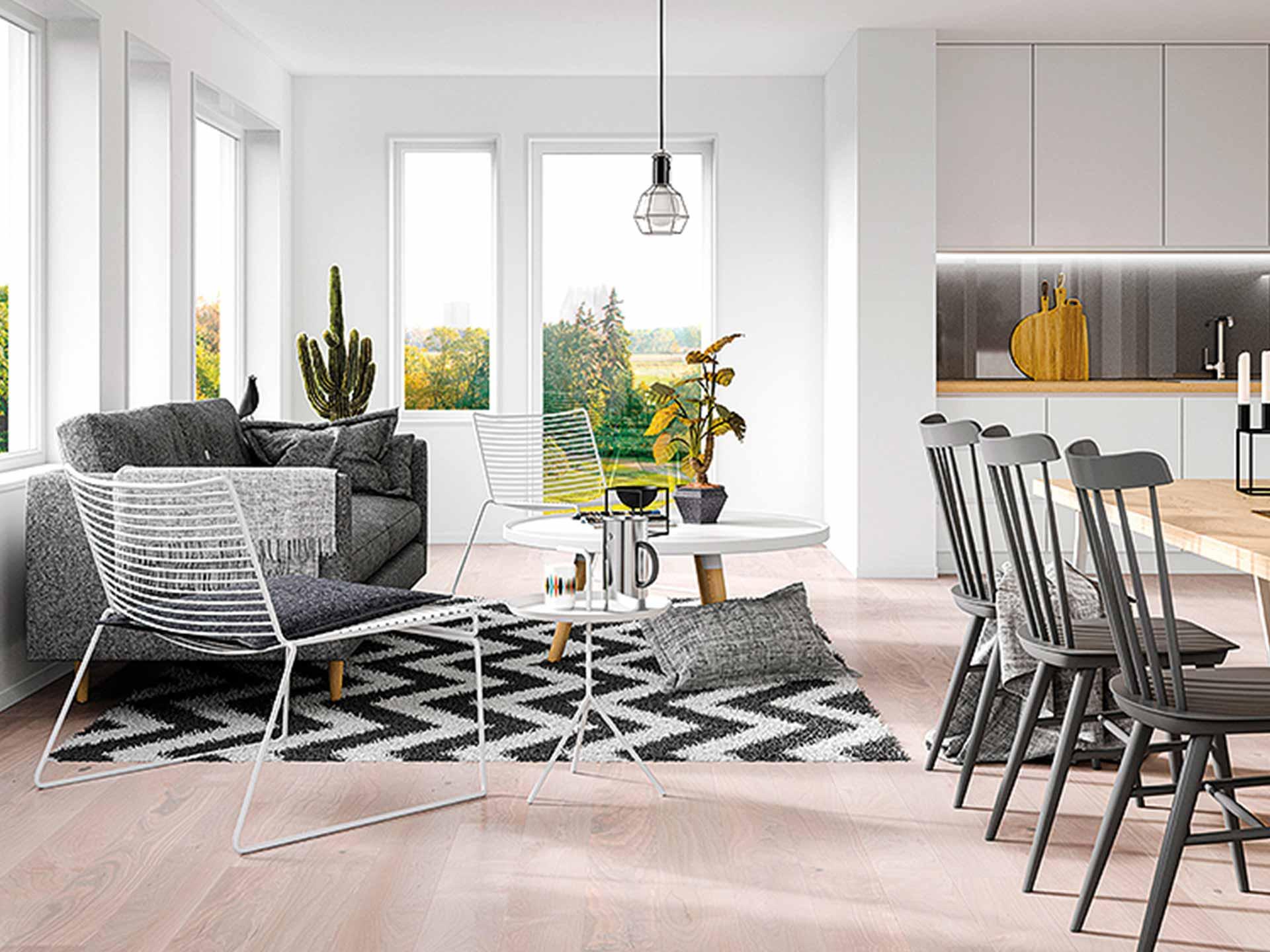 Stilvolle Luxuswohnung mitten in Weinheim | www.brockhaus-immo.de