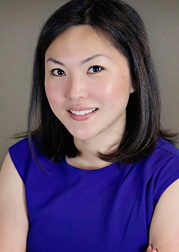 Professional portrait of Tiffanie Mo-Law