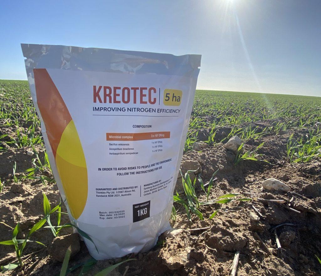 Kreotec by Thinkbio supports sustainable on-farm nitrogen management