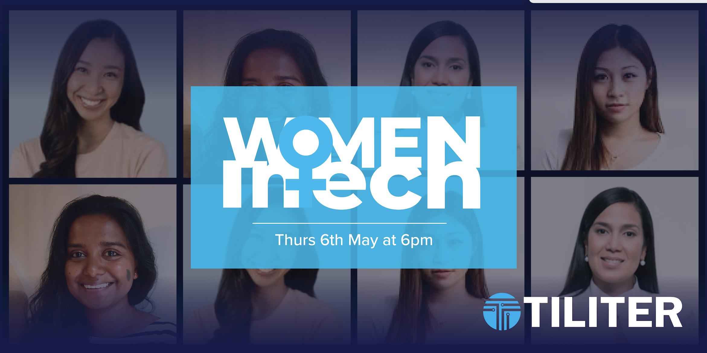 The Female Lead: celebrating women in tech