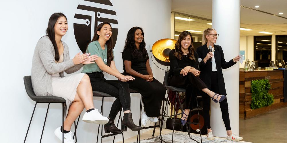 Tiliter celebrates women in tech