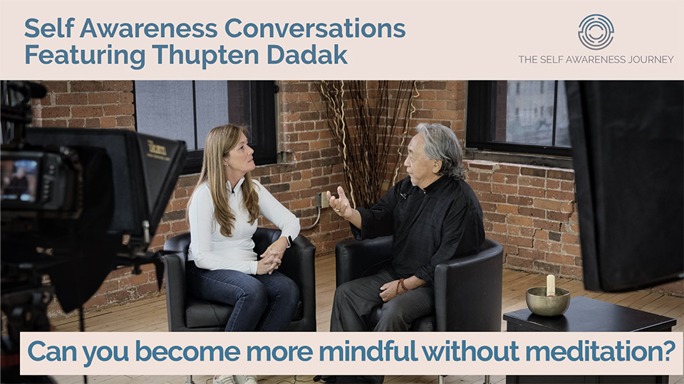 Can you become more mindful without meditation?