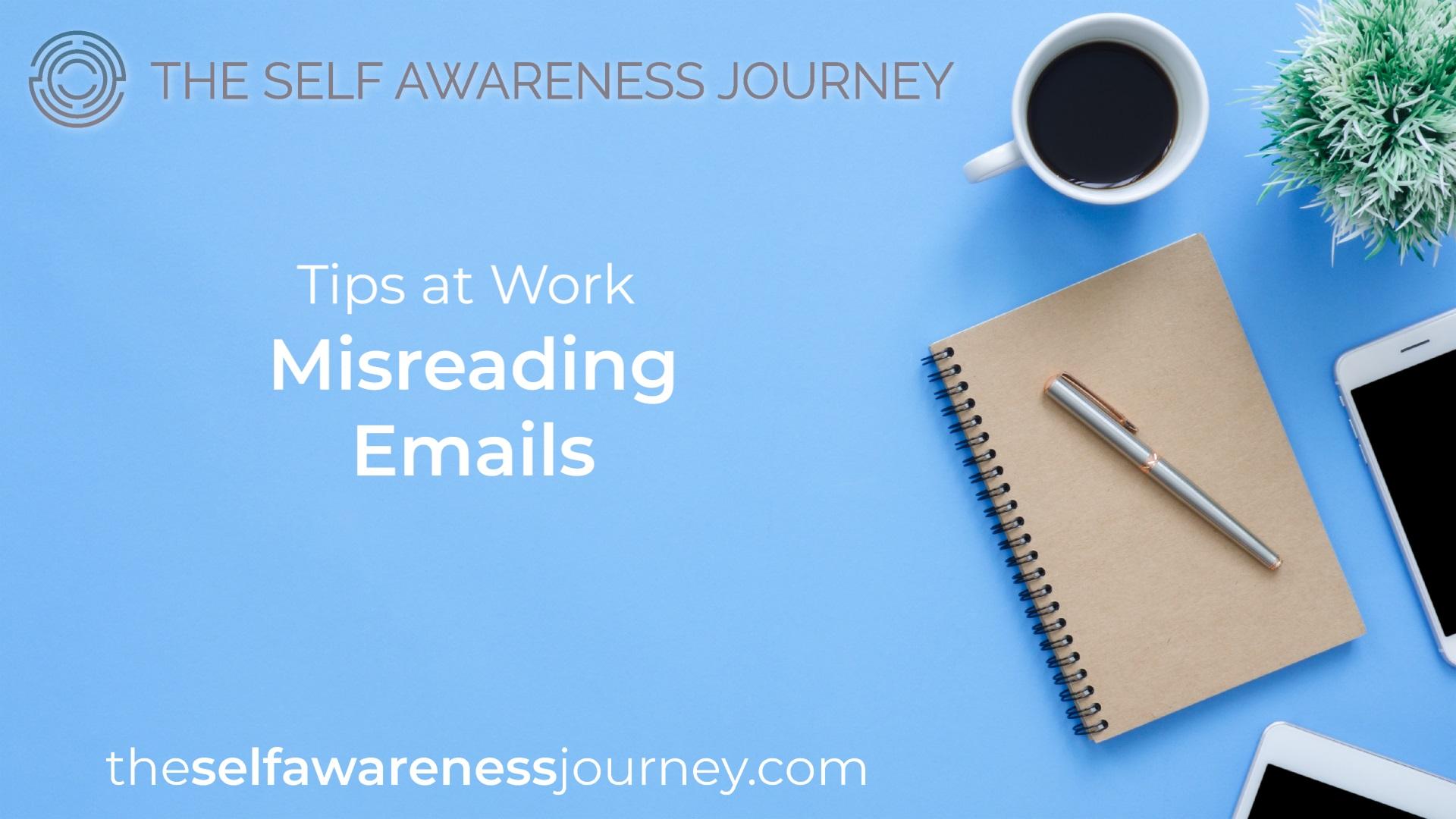 Misreading Emails