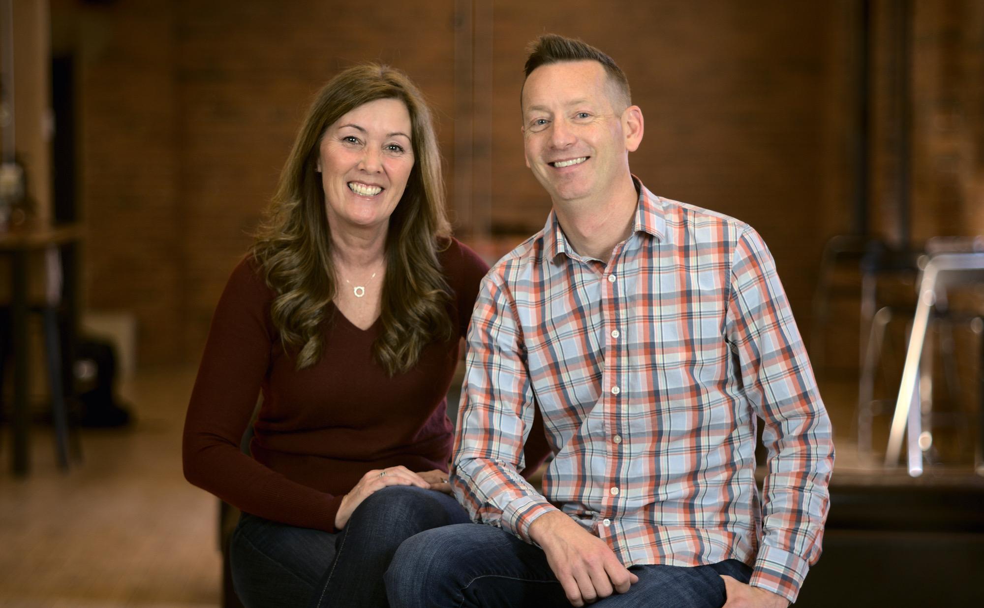 Meet Melissa and JJ