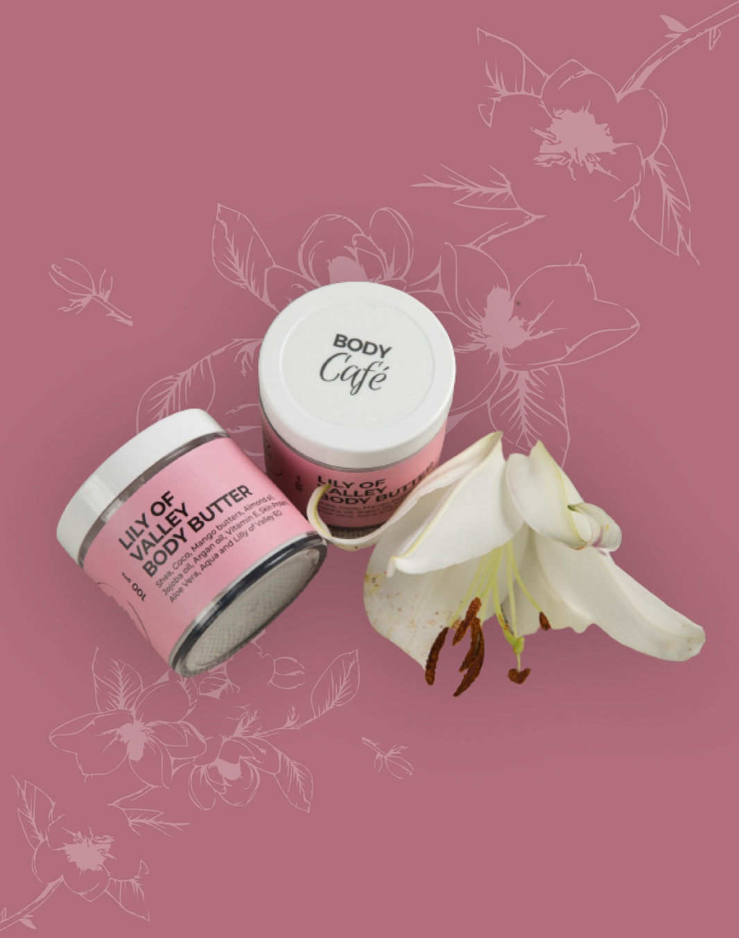 Lilly of the Valley Body Butter