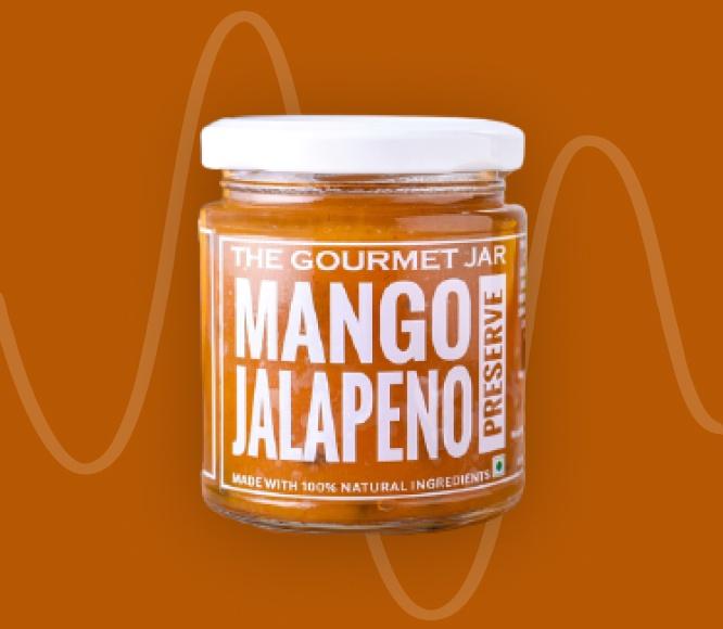 Mango Jalapeno Preserve