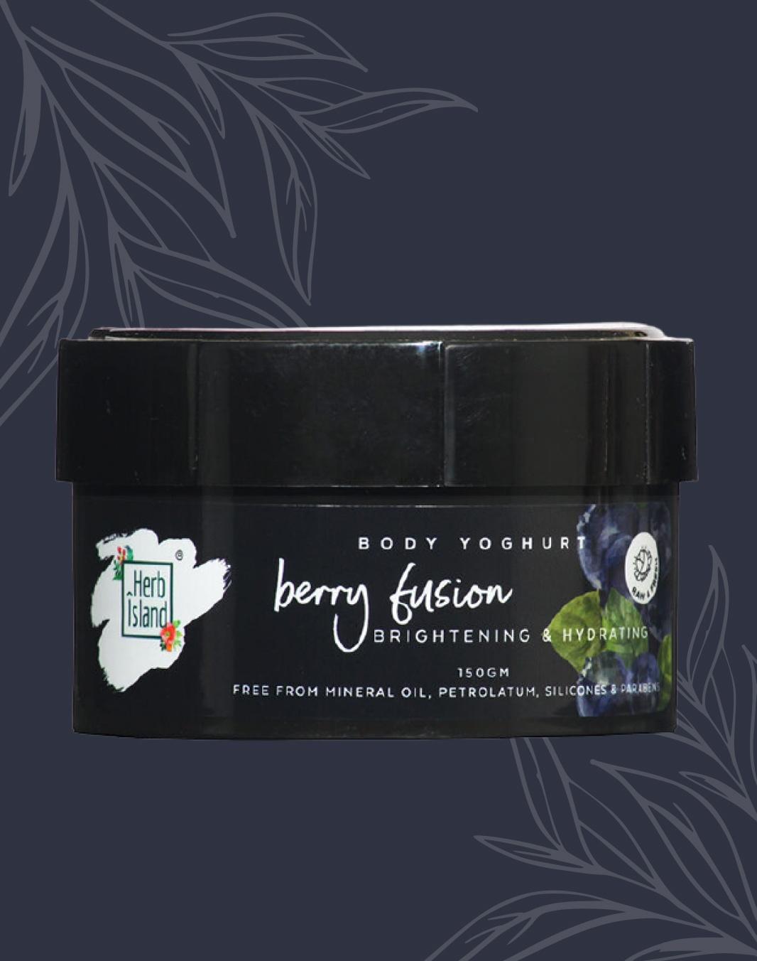 Berry Fusion Body Yoghurt