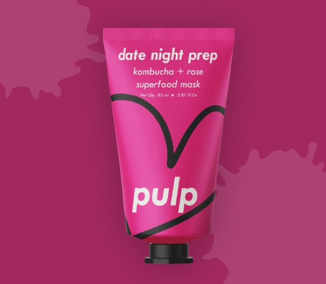 Date night face mask