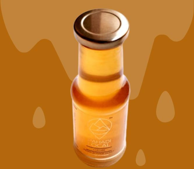 Indian Borage Honey