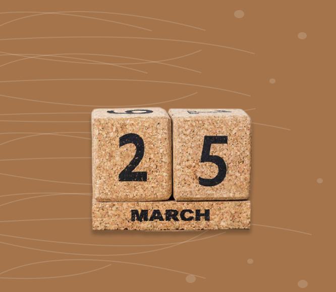 DIY Cork Calendar