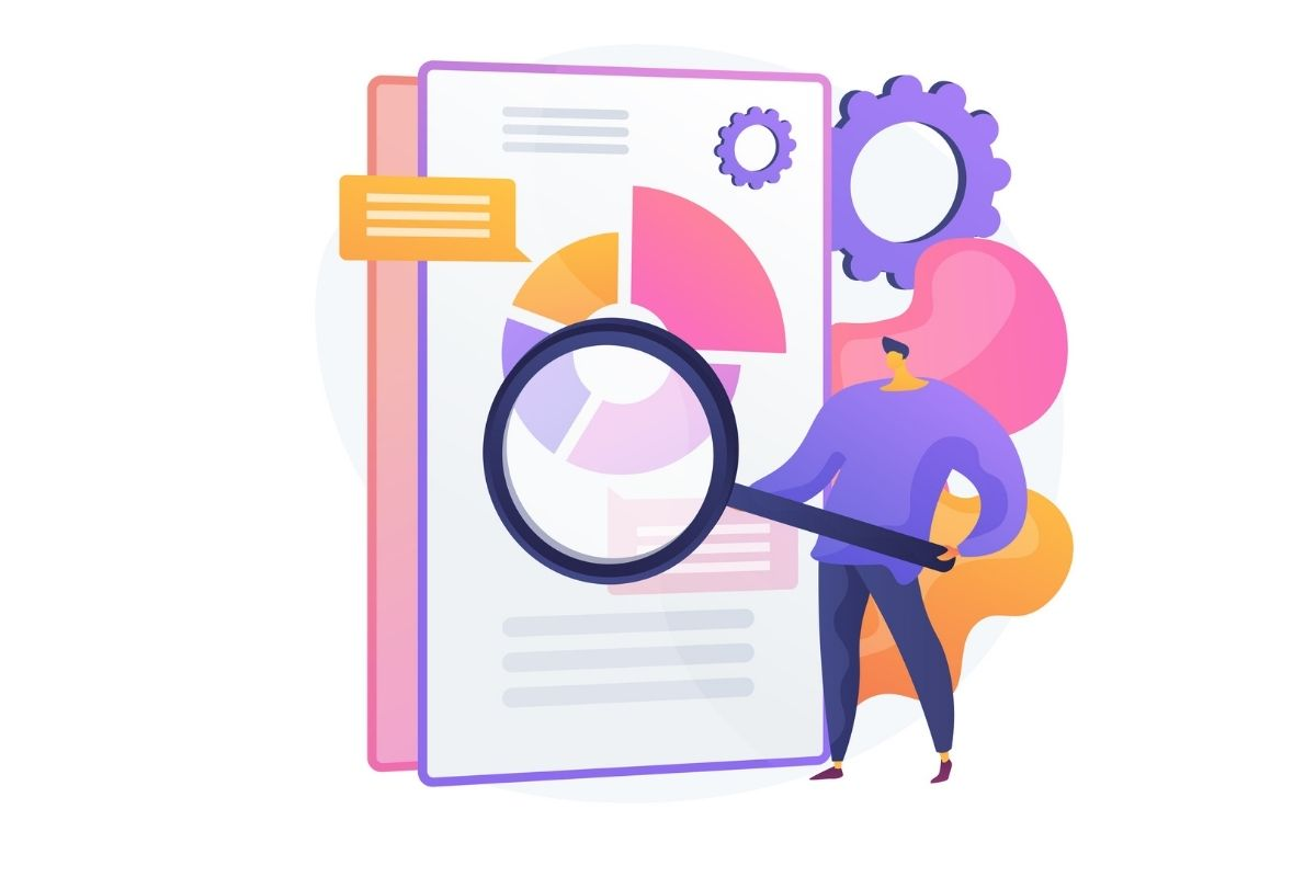 Paid search advertising graphic