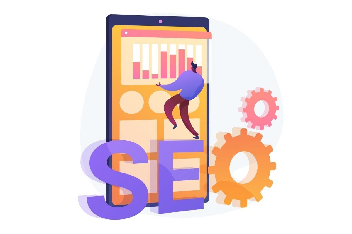 SEO Services - Visualization of SEO graphs