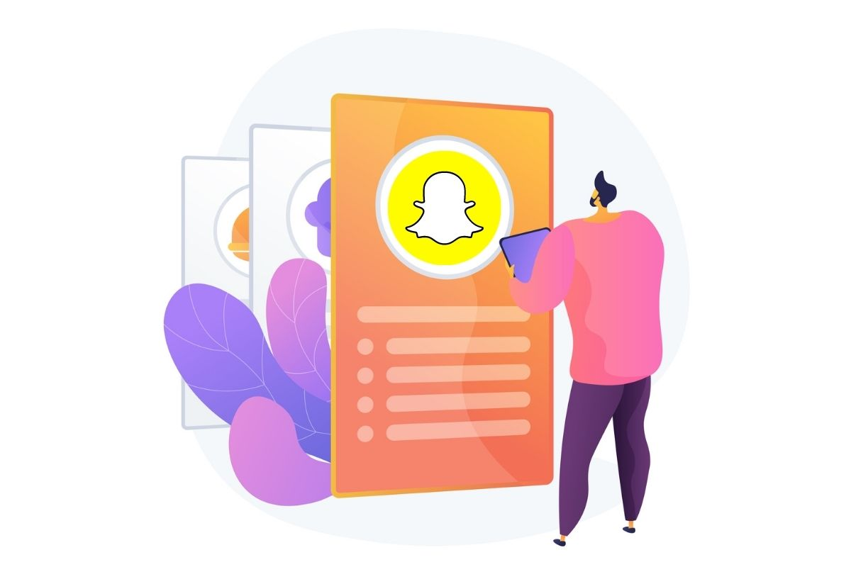 Snapchat Advertising Services Visualization