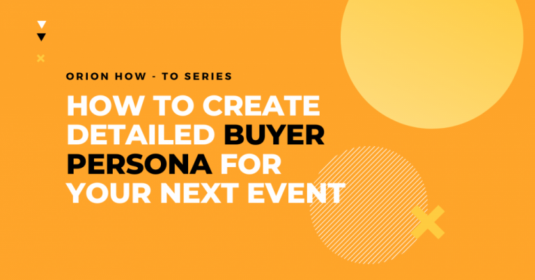 Event Buyer Persona Article featured image