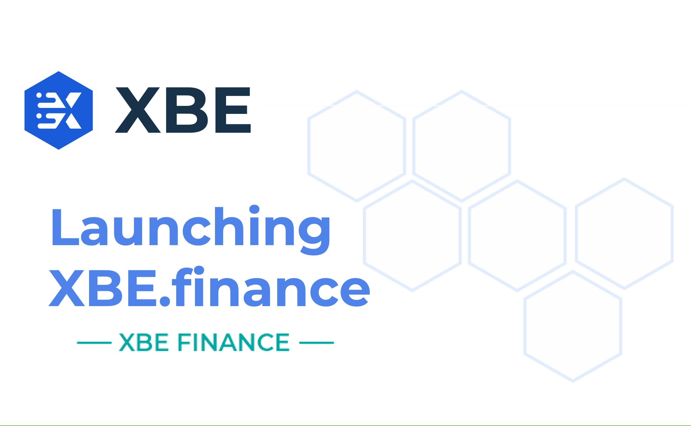 XBE Finance July Launch Update