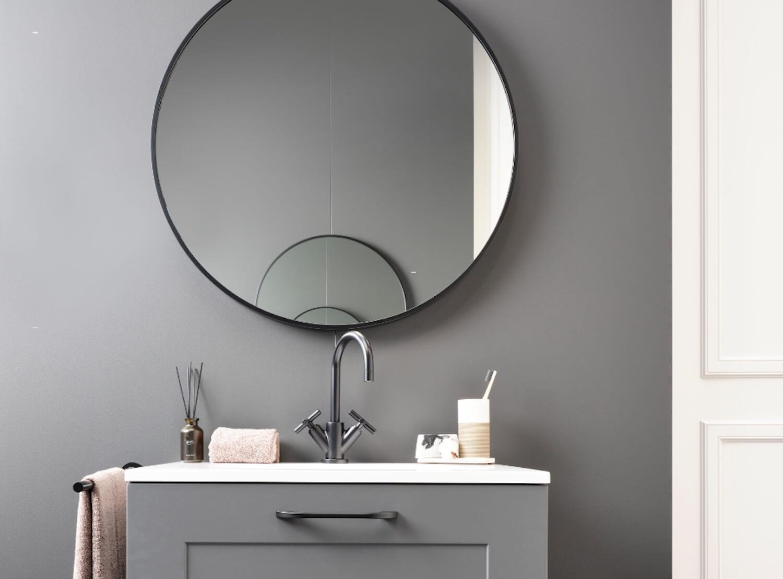 Au jour le jour notre salle de bains est très agréable à vivre !