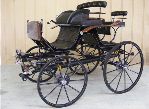 presentation & dressage carriages