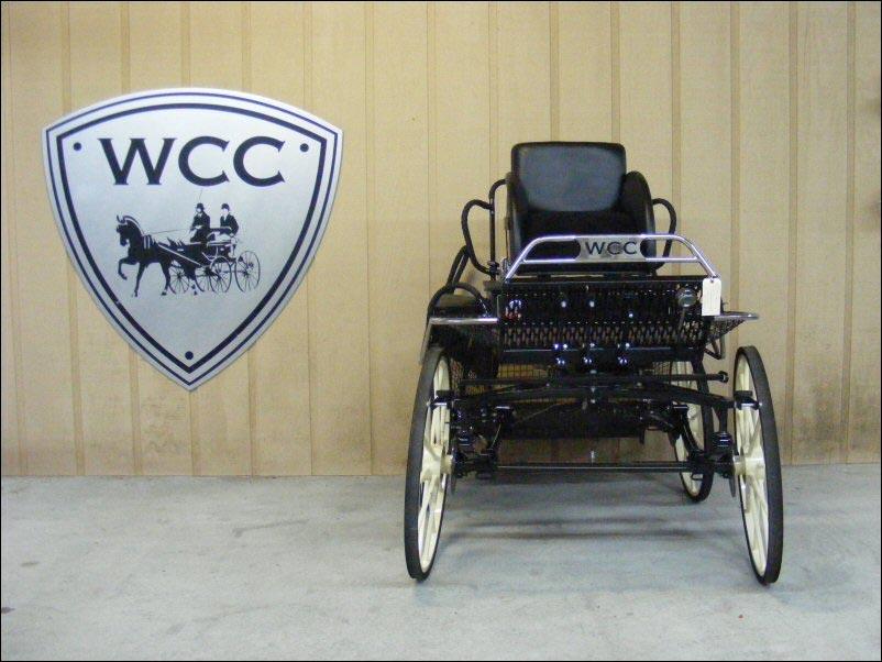 WCC M-2000 Marathon Carriage