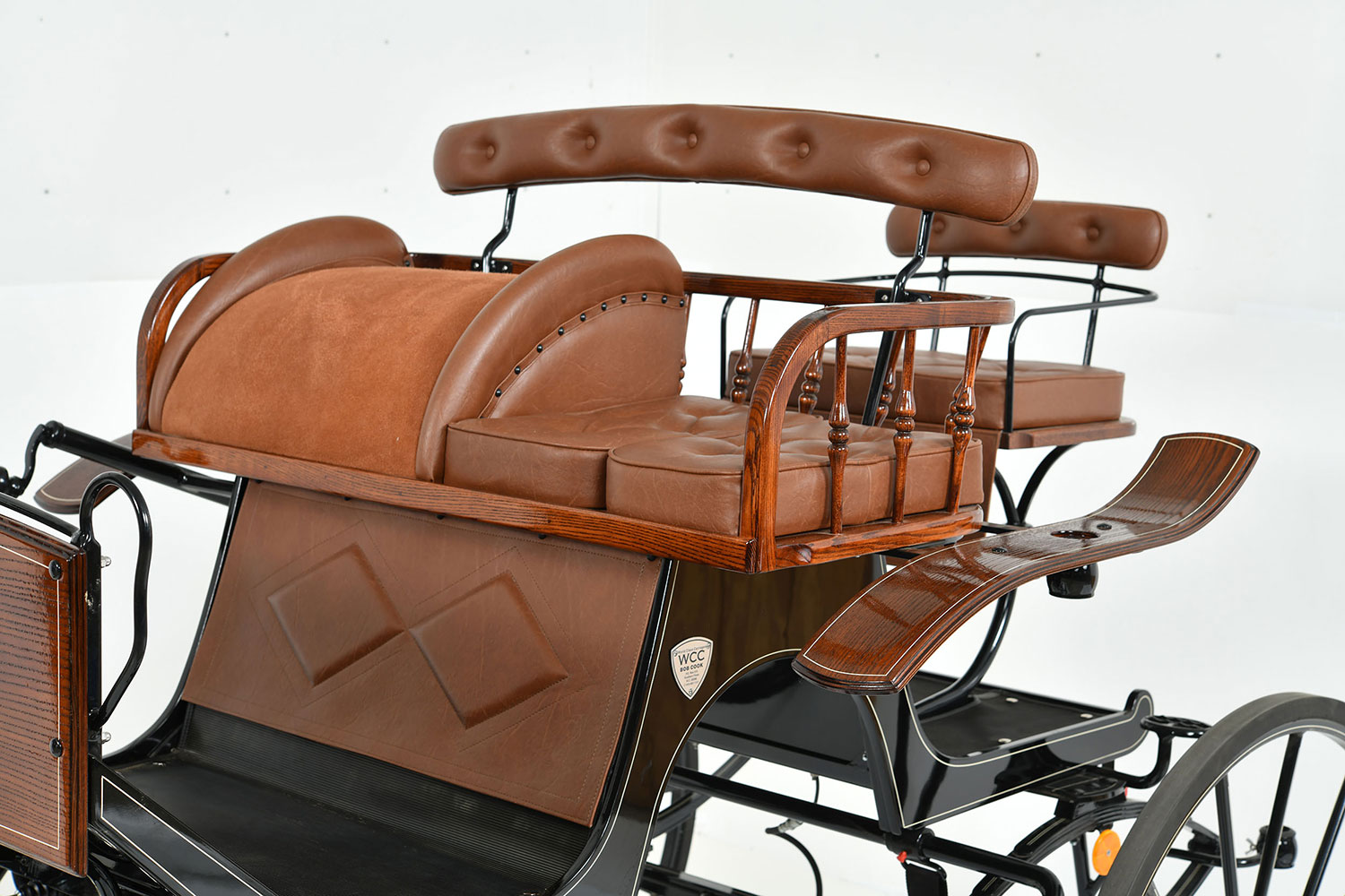 WCC Deluxe Spyder - Spindle Seat Carriage