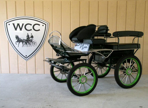WCC wagonette carriage