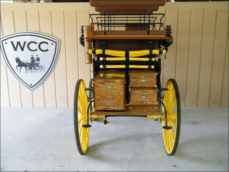 WCC Roof Seat Break Carriage