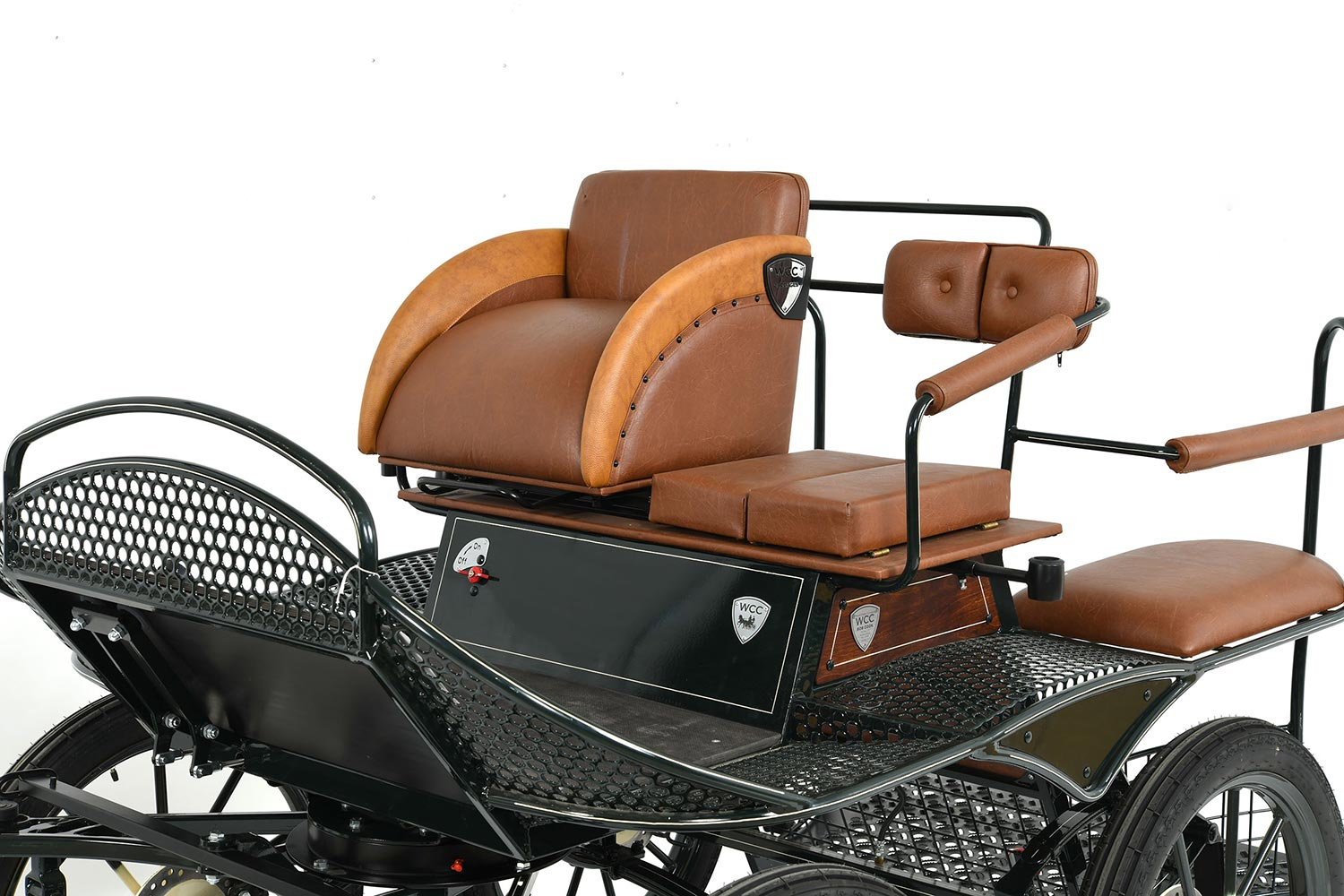 WCC Mountain Horse Training Carriage