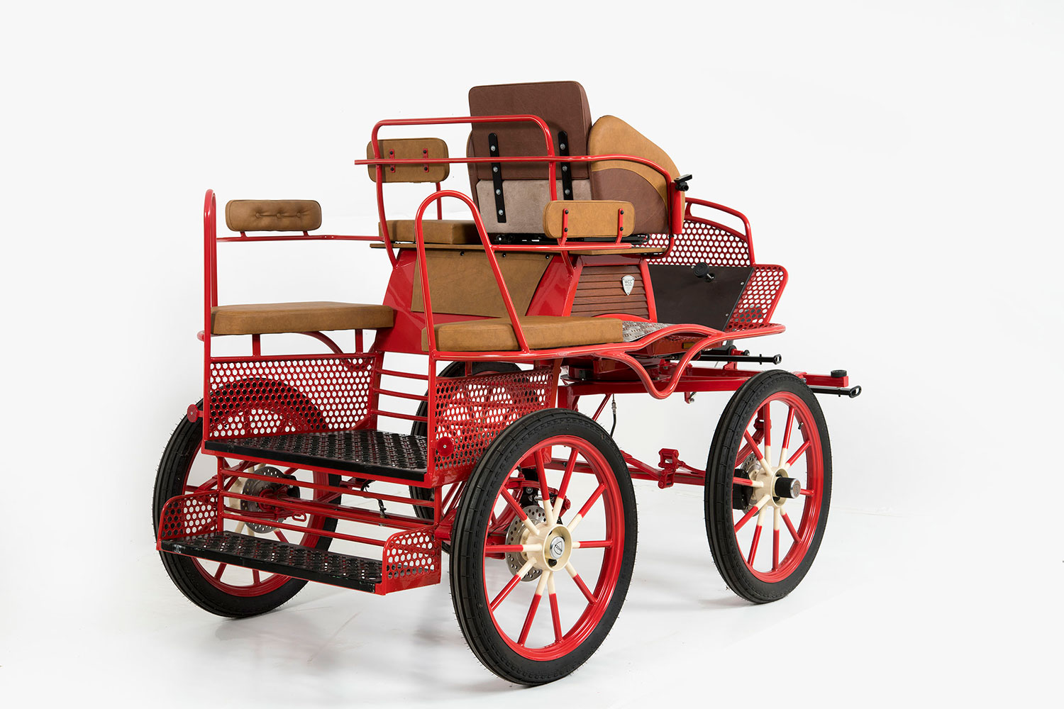 WCC Forest Horse Training Carriage