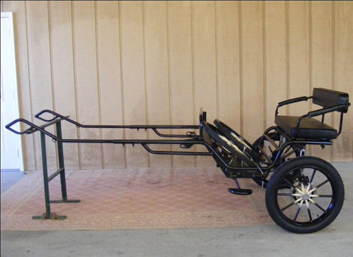 WCC Pony Cart (HP-04C)
