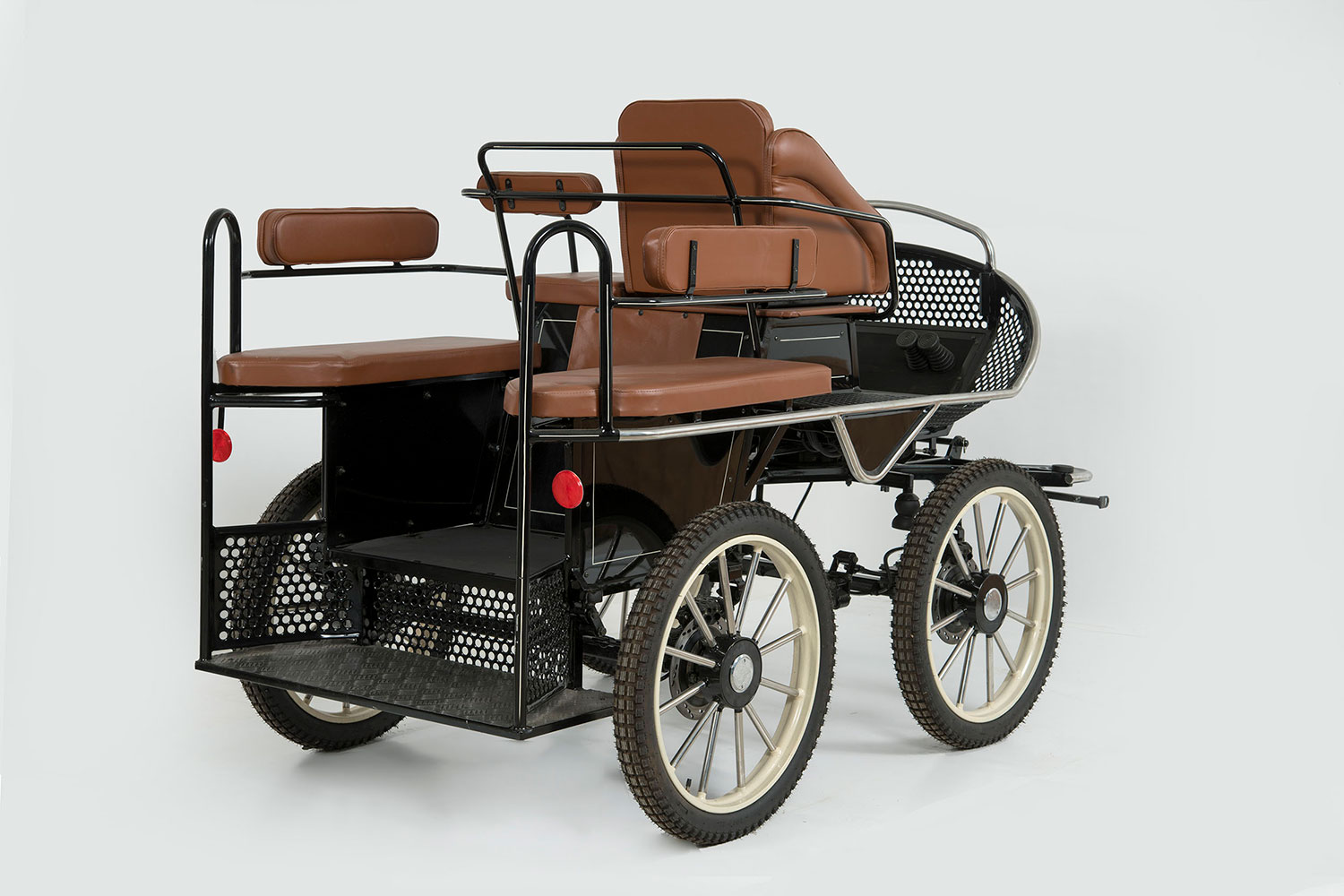 The Trotter Horse Carriage