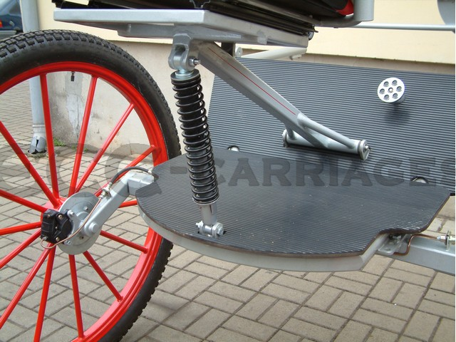 WCC 110 Sulky Cart