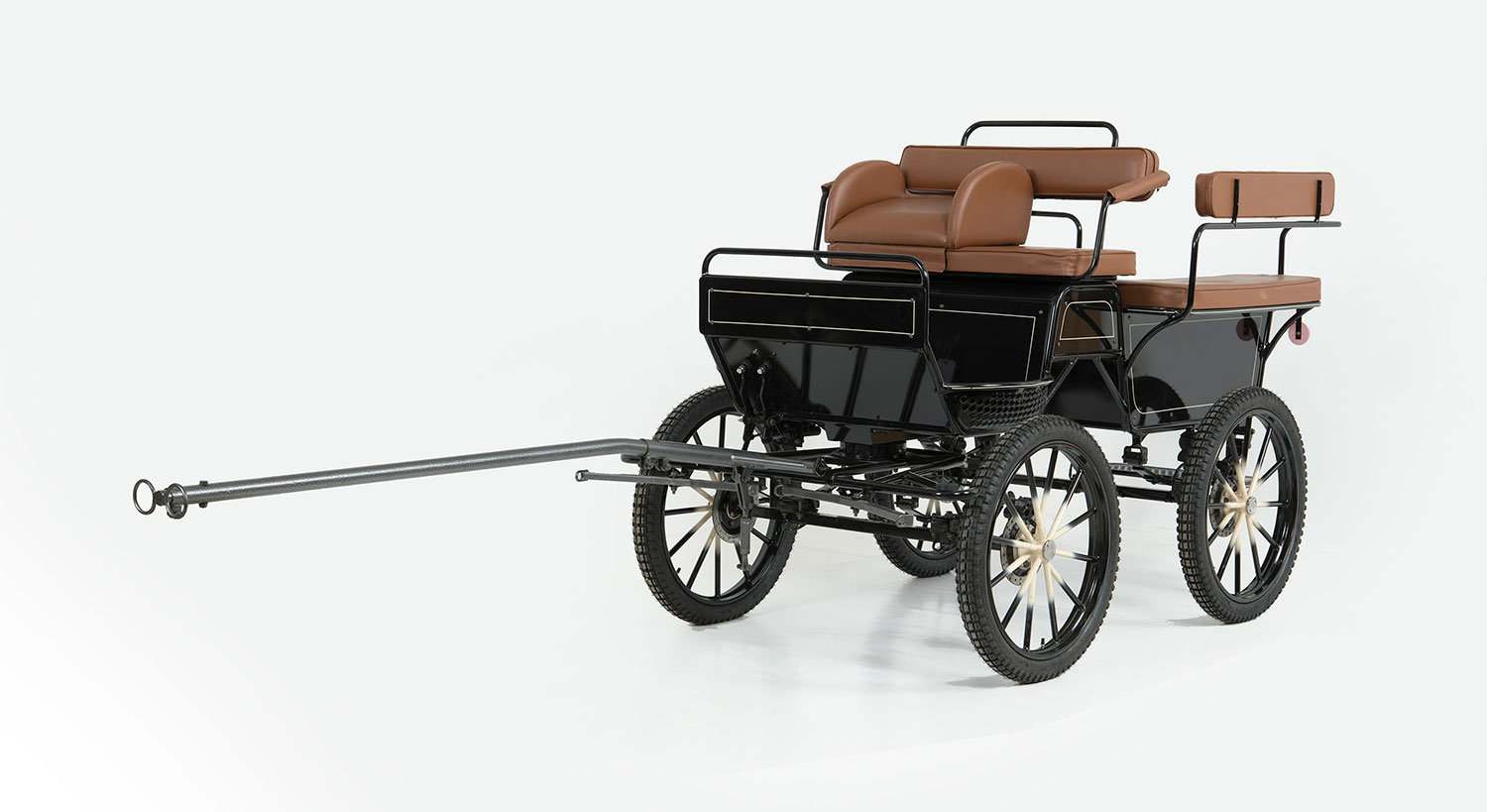 The Singletree Horse Carriage
