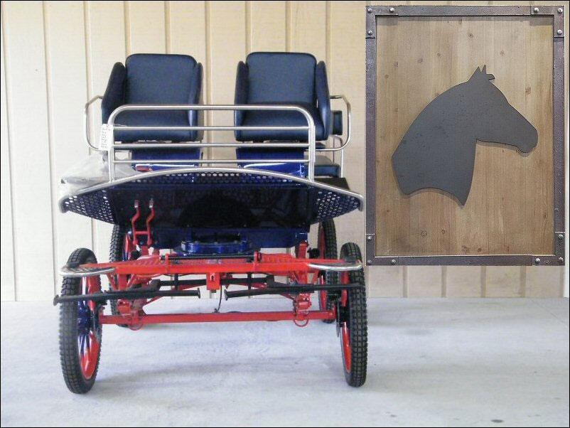 buxton horse carriage