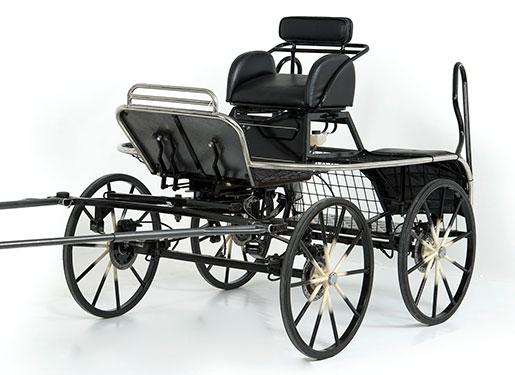 The Eno Horse Carriage