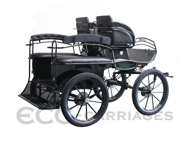 WCC Masters Horse Training Carriage