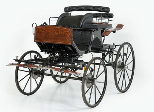presentation & dressage carriages