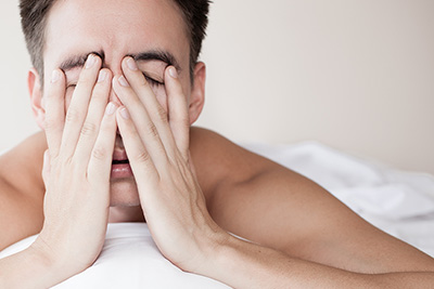 The cause of sleep apnea is too much resistance in the upper airway.
