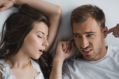 Find out if you have sleep apnea and what can be done