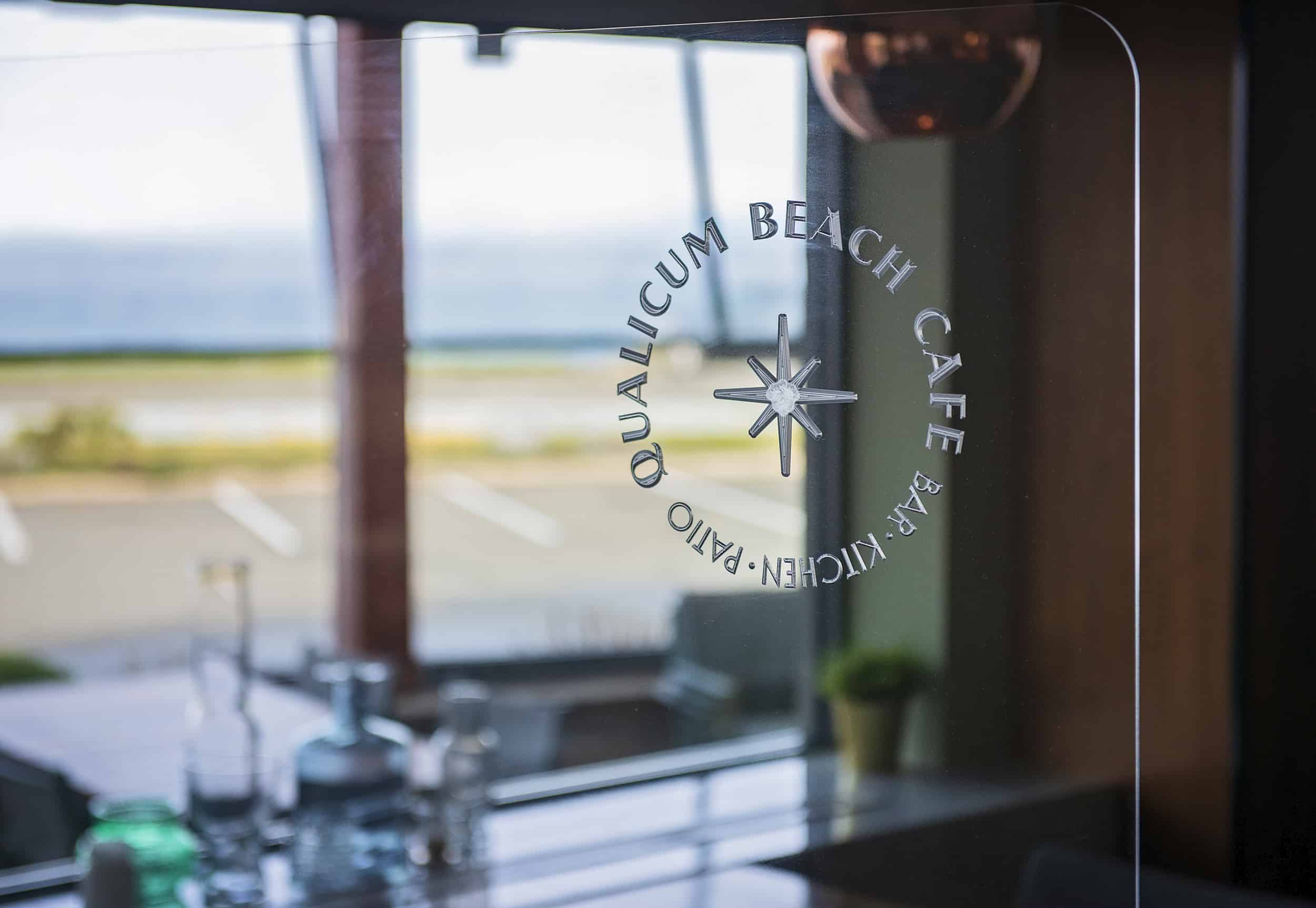 Qualicum Beach Cafe View