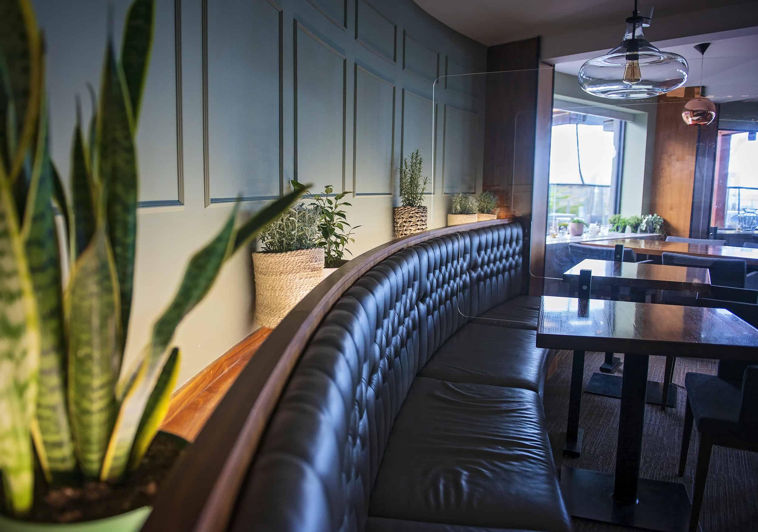 Qualicum Beach Cafe Dining Room